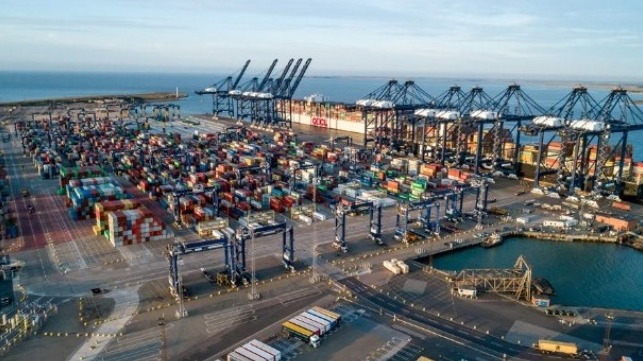 British Ports are Scrambling as Brexit Deadline Looms Five Weeks Away