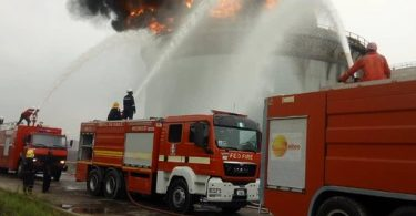 IJORA: Fire guts product tank farm, prompting OVH Energy's investigation
