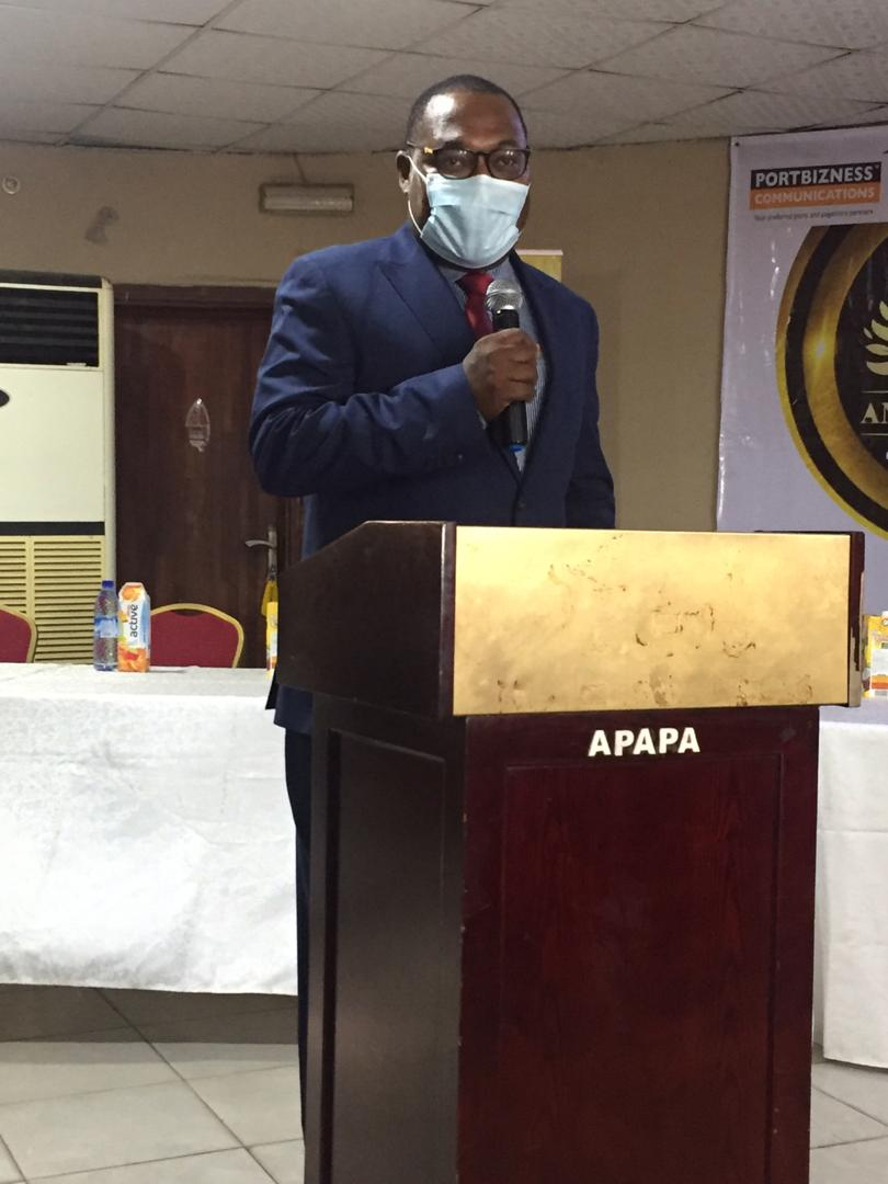 Apapa Traffic gridlock to end in March 2021- Hassan Bello