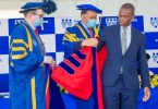 Ships & Ports CEO, Bolaji Akinola bags PhD