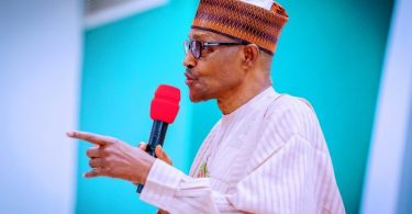 Buhari inaugurates NIS technology building, urges improved security