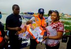 LASWA boosts ferry passengers's safety, with 250 lifejackets donation