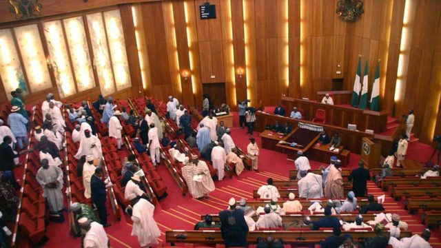 Bill to assist banks recover bad debts scales 2nd reading in Senate