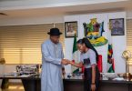 ERADIRI: Gov. Diri awards scholarship to double First-Class female law graduate