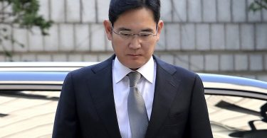 Again court sentences Samsung heir to 2½ years imprisonment