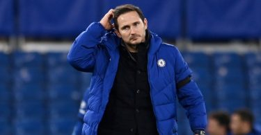 Chelsea sack manager Lampard with club 9th in standings