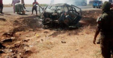 Road accident claims 15 lives in Borno – FRSC