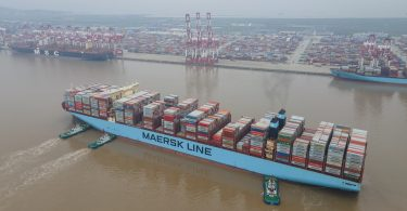 "Foreign shipping giant, the Maersk Line has called on world leaders for the launching of an ""effective military capacity"" in the Gulf of Guinea"