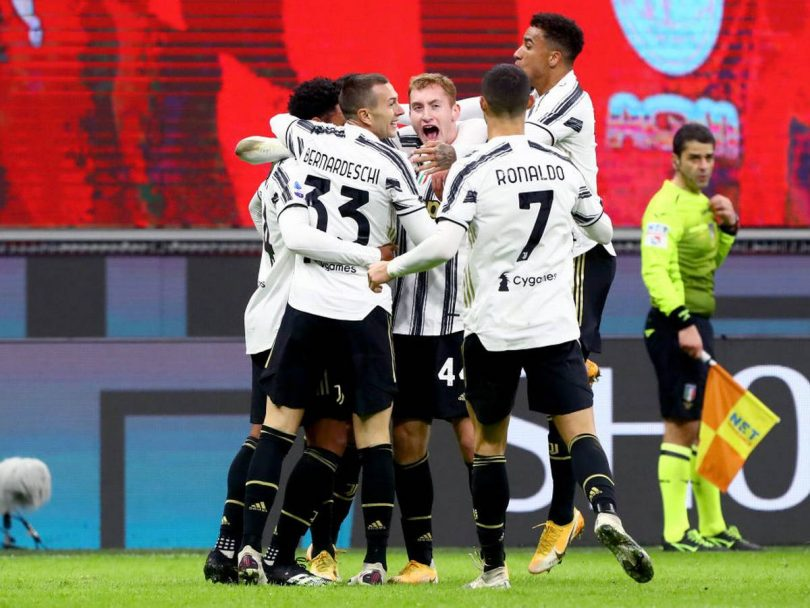 AC Milan finally lose as Chiesa fires Juventus to thrilling win