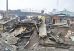 Ijesha fire takes out 9 apartments, 12 shops - LASEMA