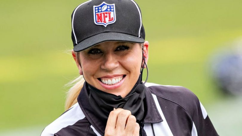 NFL nominates first female referee for Super Bowl