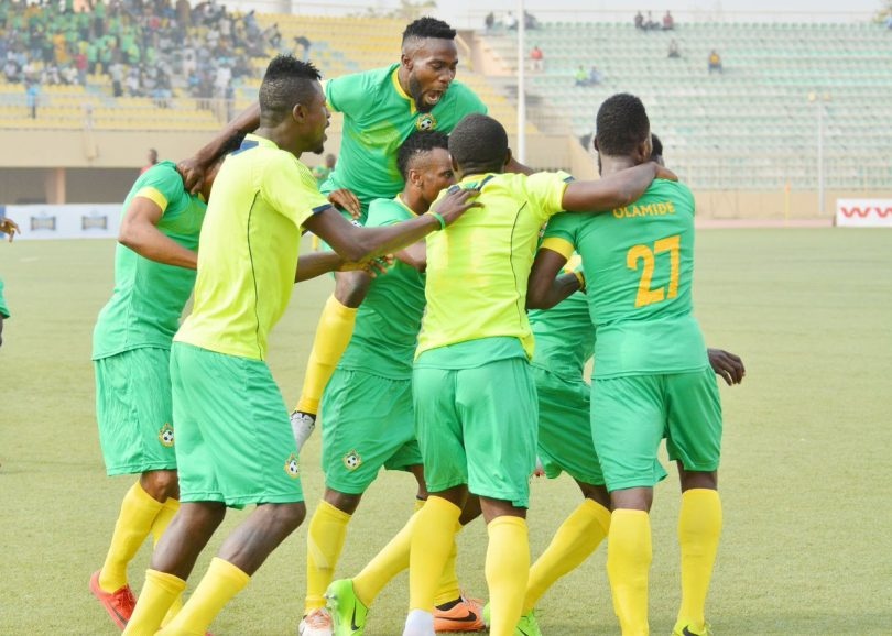 NPFL: Rivers United whip Kwara United 3-0