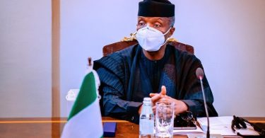 Osinbajo presides over 1st physical NEC meeting since COVID-19 lockdown