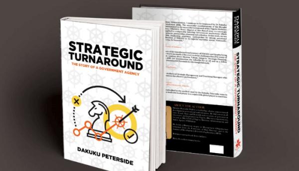 Femi Otedola, Sayyu Dantata, others pre-order Dakuku's book, STRATEGIC TURNAROUND