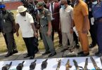 EU-ECOWAS begins destruction of 260 arms, 5510 weapons in Calabar
