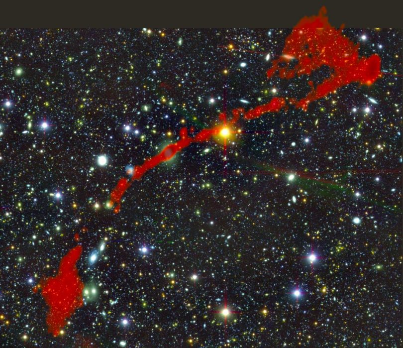 South African astronomers discover new galaxies