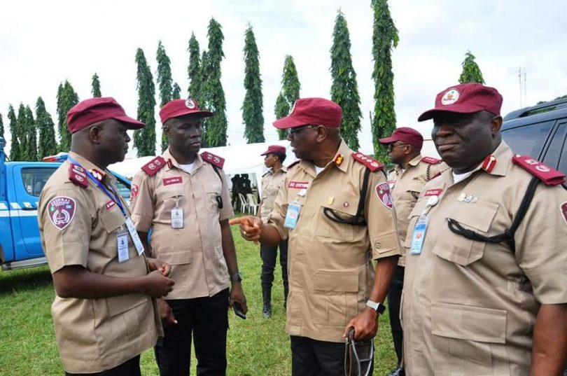 Lagos, Ogun FRSC jointly impound 40 vehicles, over occupants' COVID-19 protocols violation