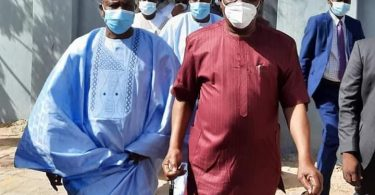 SOKOTO FIRE: Gov. Wike donates N500m, as Fintiri merely sympathizes with Govt