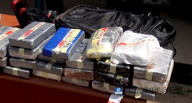 NDLEA seizes cocaine worth over N32bn in Tincan Port