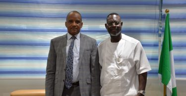 When SIFAX Group Boss Visits NIMASA DG
