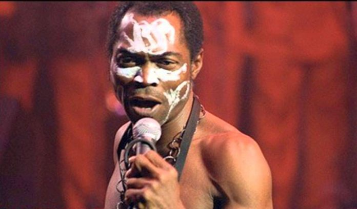 Late Afrobeat pioneer, Fela tops voting chart for 2021 Rock & Roll Hall of Fame