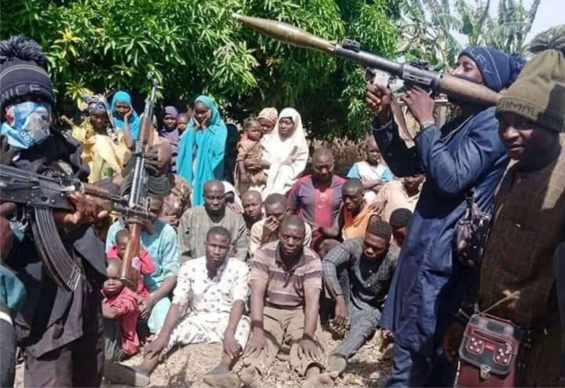Niger govt. rescues abducted Kagara students