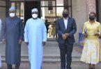 NSC: When Hassan Bello visits Buba Marwa in Abuja....