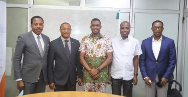 Joshua Idiong: The Next Titan Season 7 Winner Visits, hails SIFAX Group