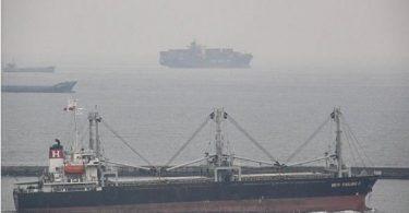Port Harcourt bound General cargo ship, KING 2 runs adrift, off Gythio