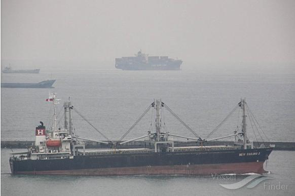 Port Harcourt bound General cargo ship, KING 2 runs adrift, off Gythio