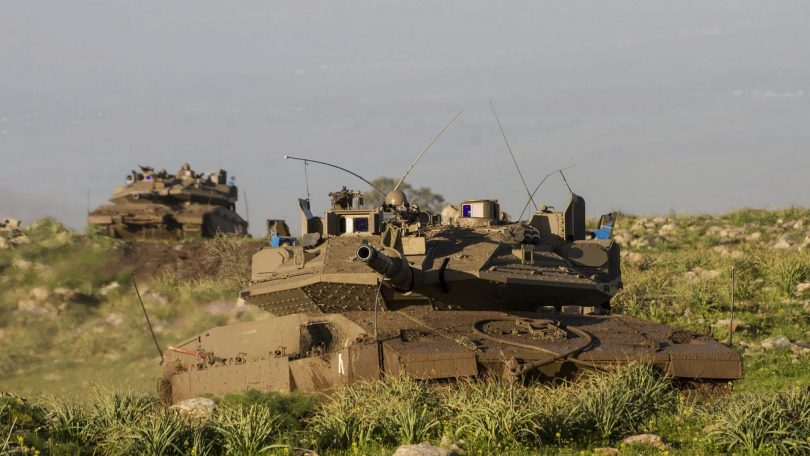 'We're supposed to be dead': Israeli tank protection system has transformed land warfare