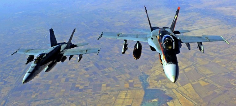 U.S. strikes in eastern Syria, kills 22 pro-Iran fighters