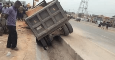 Truck kills 4 female hawkers in Onitsha