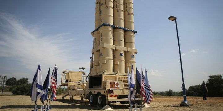 Israel developing new ballistic missile shield with U.S. – Defence Minister