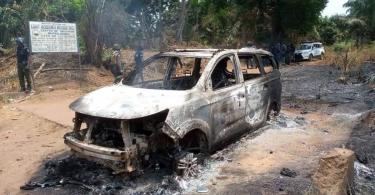 Unknown gunmen kill 2 policemen on patrol in Anambra