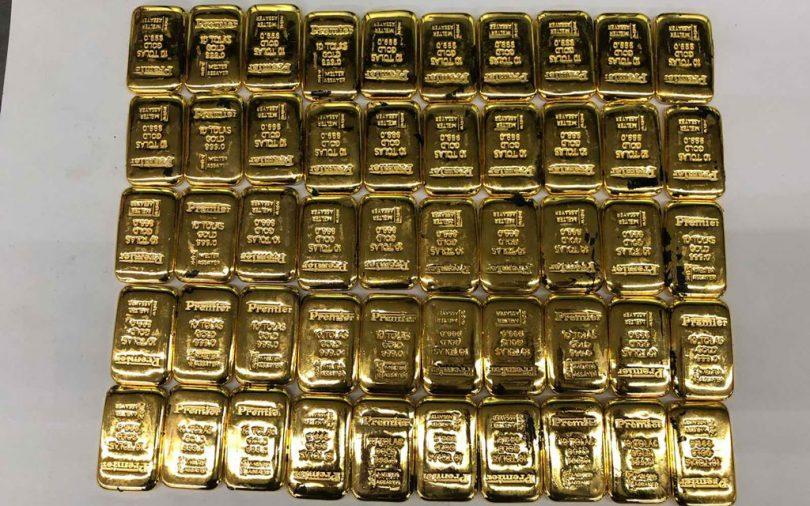 Customs seizes 17kg gold bars at Bangladesh airport