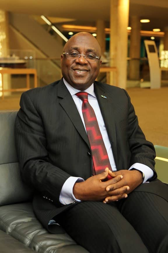 SIFAX off docks record 49,835 TEU volumes in 2020- Capt. Olugbade