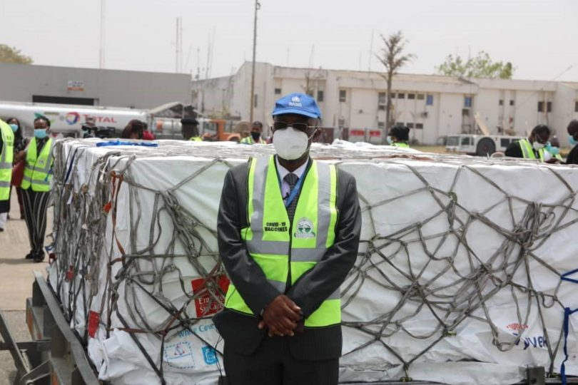 COVID-19 vaccines shipped by COVAX arrive in Nigeria – WHO
