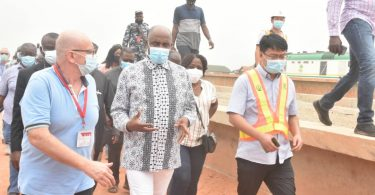 Amaechi, others inspect Apapa port to ascertain Lagos-Ibadan rail completion