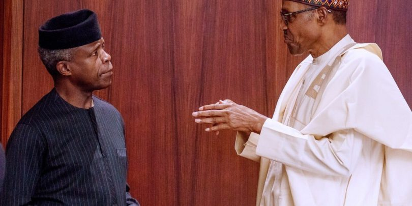President Buhari, VP Osinbajo to pick dates to be vaccinated publicly