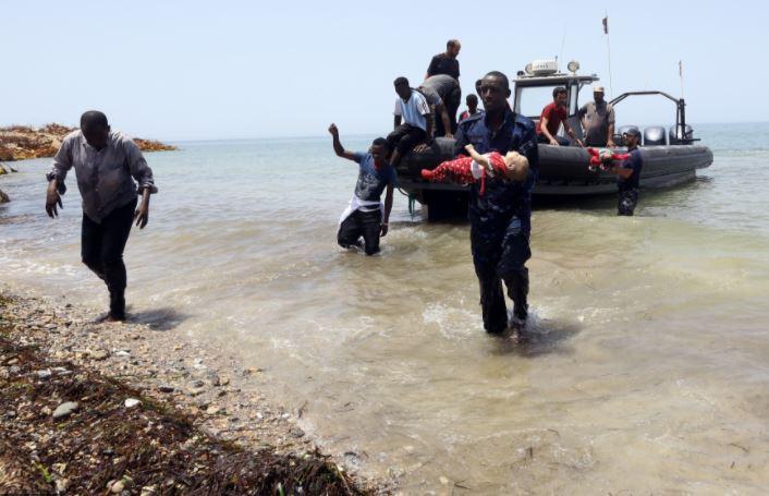 483 illegal migrants rescued off Libyan coast: UN migration agency
