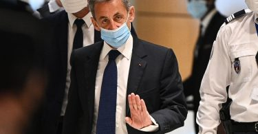 Former French President Sarkozy convicted for corruption