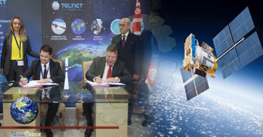 Tunisia launches 1st home-made satellite