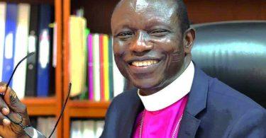 Buhari congratulates Bishop Wale Oke on election as PFN President