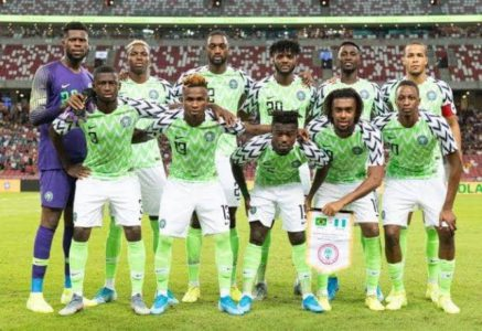 Live watching of Super Eagles/Crocodiles match restricted