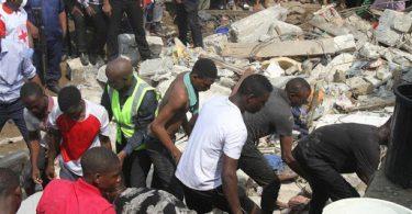 Collapse gatehouse kills carpenter, injures bricklayer at Badagry Grammar School