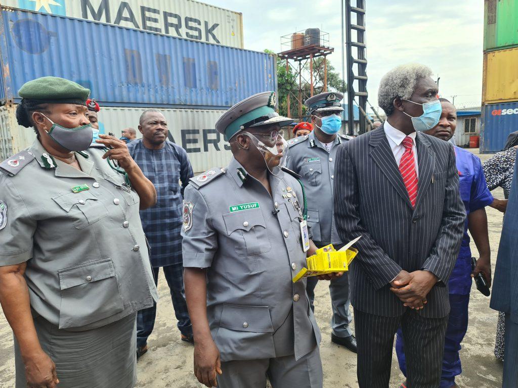 Apapa Customs generates N159.58bn