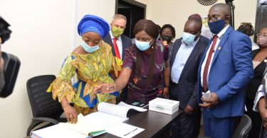 LAGOS: First Lady commissions Sexual Assault Referral Centre at Alimosho General Hospital