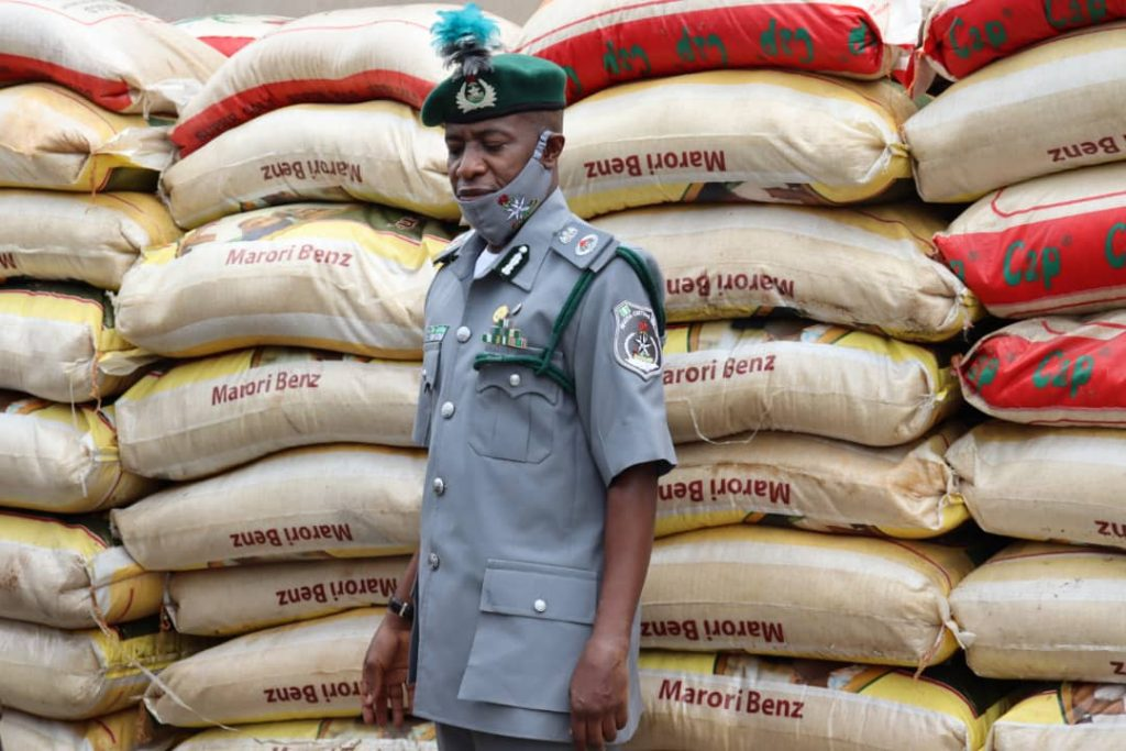 FOU Owerri anti-smuggling onslaught nets Nigeria N1.2bn in Q1