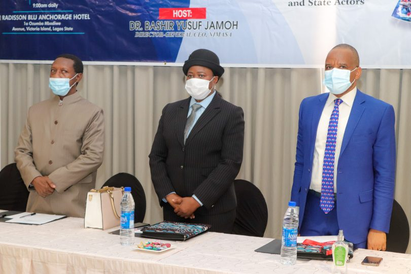 NIMASA DG: SPOMO Act Improving Nigeria's Image as country serious to end piracy